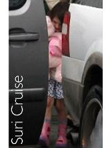 Suri Cruise and Stephen Joseph