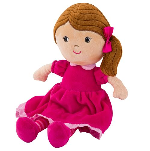 PLUSH DOLLS LIGHT BROWN 2ae0d9144