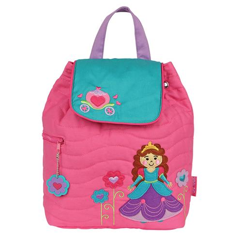 QUILTED BACKPACK PRINCESS (F15)