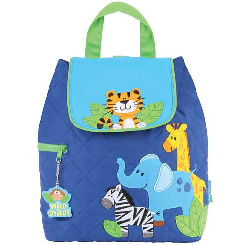 quilted backpack zoo 14292a7b91eeb