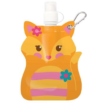 Little Squirts drink pouches for toddlers | Little Squirts fox