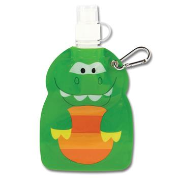 Little Squirts drink pouches for toddlers | Little Squirts dinosaur
