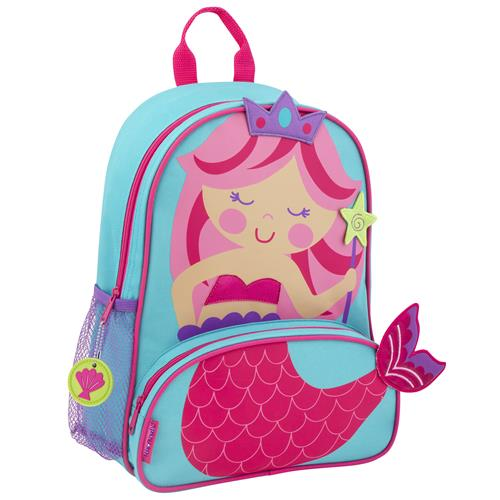 SIDEKICKS BACKPACK MERMAID (F18)