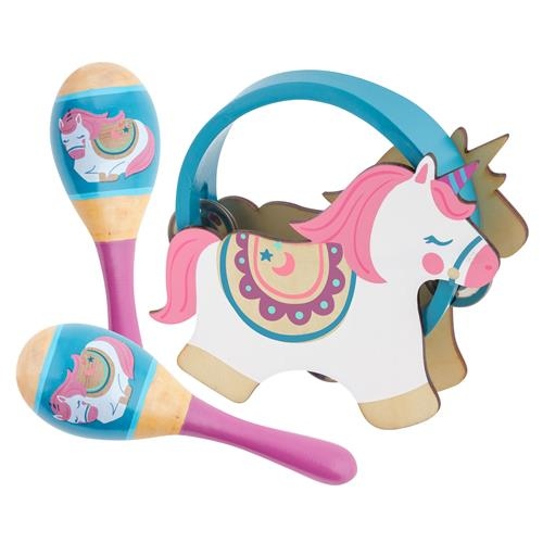 PERCUSSION SET UNICORN (F19)