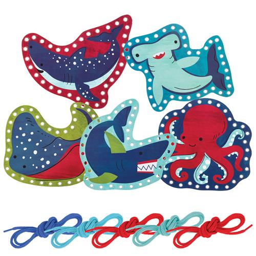 LACING CARDS SHARK (F19)