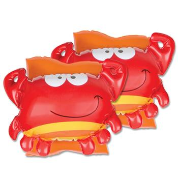 Toddler water wings | Crab pool floaties for children