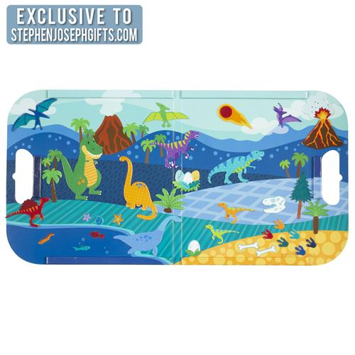 MAGNETIC PLAY SET DINO (F19)
