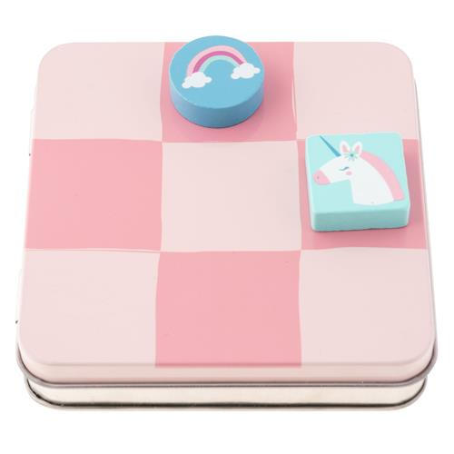 MAGNETIC TIC TAC TOE SETS UNICORN (F19)