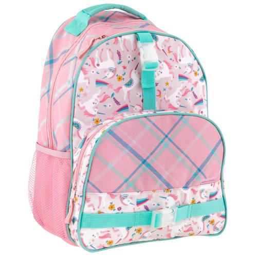 ALL OVER PRINT BACKPACK UNICORN