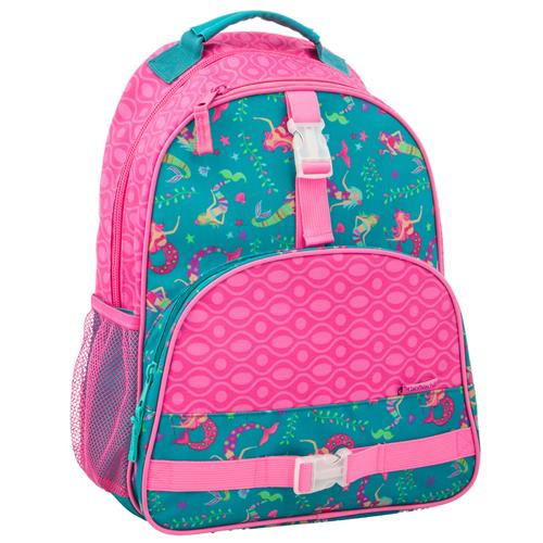 Stephen Joseph Signature Collection Mermaid Toddler Backpack or Diaper Bag INCLUDES SHIPPING!! Backpack PERSONALIZED