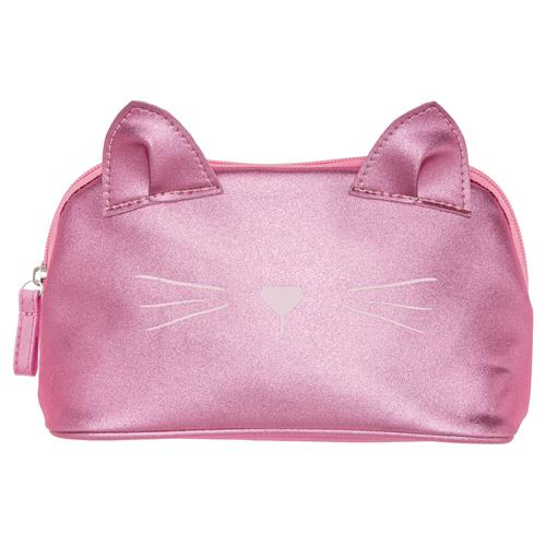 SHIMMER POUCH CAT
