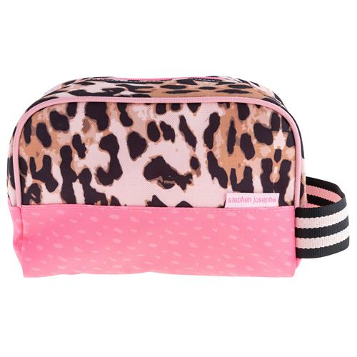 TOILETRY BAGS LEOPARD