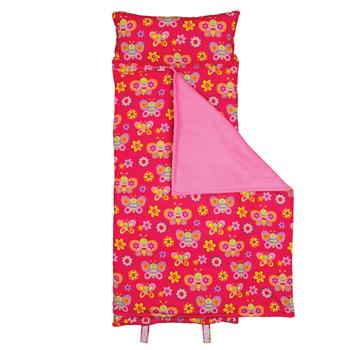ALL OVER PRINT NAP MAT BUTTERFLY