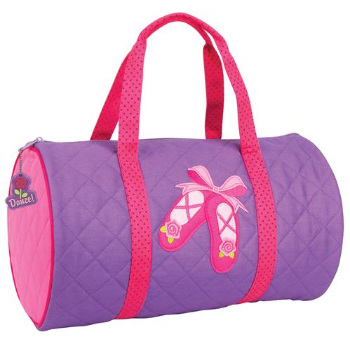 QUILTED DUFFLE  BALLET (S16)
