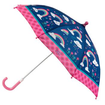 ALL OVER PRINT UMBRELLA RAINBOW (F18)