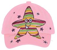 INF CAP  STAR OF THE SEA  PALE PINK-DWO