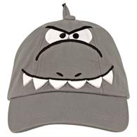 TODDLER CAP  SHARK FIN  STEEL