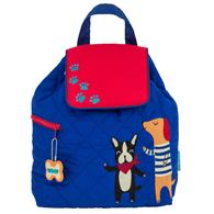 QUILTED BACKPACK DOGS (S19)