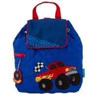 QUILTED BACKPACK  TRUCK (S18)