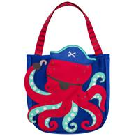 BEACH TOTES (w/sand toy play set) OCTOPUS (S20)