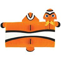 HOODED TOWEL CLOWNFISH