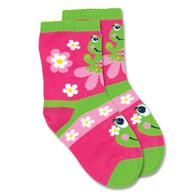 TODDLER SOCKS  GIRL FROG LARGE (S15)