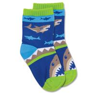 SOCKS  SHARK LARGE(S15)