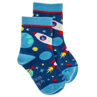 TODDLER SOCKS SPACE LARGE (F20)