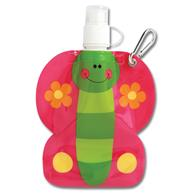 Little Squirts drink pouches for toddlers | Little Squirts butterfly