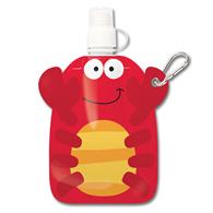 Little Squirts drink pouches for toddlers | Little Squirts crab