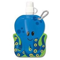 Little Squirts drink pouches for toddlers | Little Squirts octopus