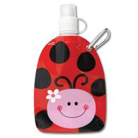 Little Squirts drink pouches for toddlers | Little Squirts ladybug