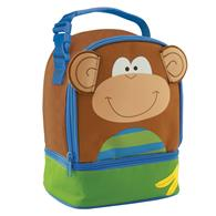 Lunch Pals lunch box for children | Monkey lunchbox for preschoolers