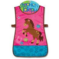 CRAFT APRON  GIRL HORSE (S13)
