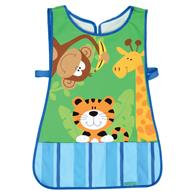 CRAFT APRON BOY ZOO (F16)