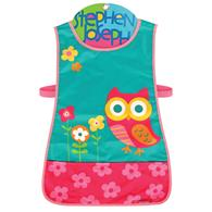 CRAFT APRON  OWL (F14)