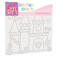 CRAFT CANVAS SET PRINCESS/CASTLE (S13)