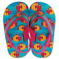 Flip flops for toddlers | Medium fish flip flops for children