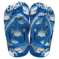 Flip flops for toddlers | Medium shark flip flops for children