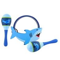 PERCUSSION SET SHARK (F17)