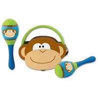 PERCUSSION SET MONKEY (F12)