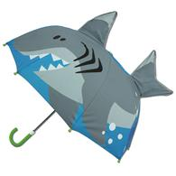 3-D umbrellas for kids | Shark pop up umbrella