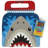 SHAPED SKETCH PAD SHARK (S16)