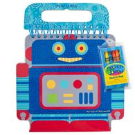 SHAPED SKETCH PAD ROBOT (S18)