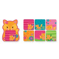 Sweet notes for children | Fox magnetic note
