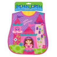 WIPEABLE BIBS PRINCESS (S17)