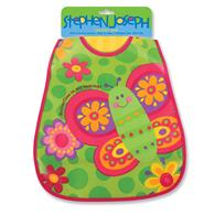 WIPEABLE BIBS BUTTERFLY (F14)
