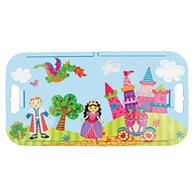 MAGNETIC PLAY SET PRINCESS/CASTLE (F15)