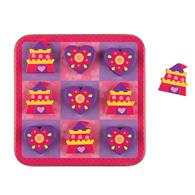 MAGNETIC TIC TAC TOE SETS PRINCESS/CASTLE (F15)