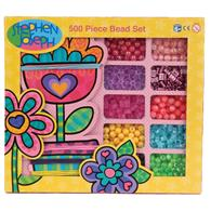 500 PIECE BEAD SETS FLOWER (S16)